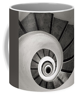 Santa Catalina Spiral Staircase Coffee Mug