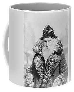 Santa Claus Coffee Mug by David Bridburg