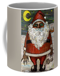 Santa Claus By Akiko Coffee Mug