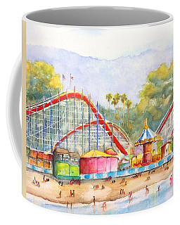 Santa Cruz Beach Boardwalk Coffee Mug