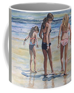 Santa Cruz Memories Coffee Mug