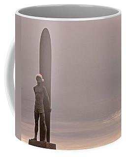 Santa Cruz Santa Surfer  Coffee Mug