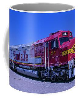 Santa Fe 95 Coffee Mug