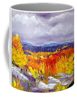 Santa Fe Aspens Series 1 Of 8 Coffee Mug