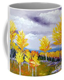 Santa Fe Aspens Series 3 Of 8 Coffee Mug