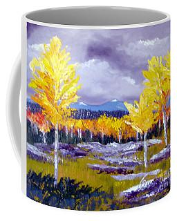 Santa Fe Aspens Series 4 Of 8 Coffee Mug