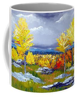 Santa Fe Aspens Series 5 Of 8 Coffee Mug