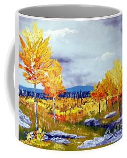 Santa Fe Aspens Series 6 Of 8 Coffee Mug