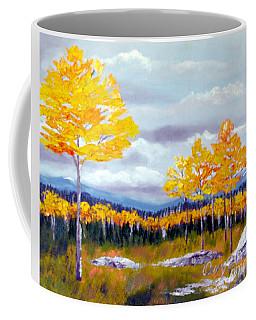 Santa Fe Aspens Series 8 Of 8 Coffee Mug