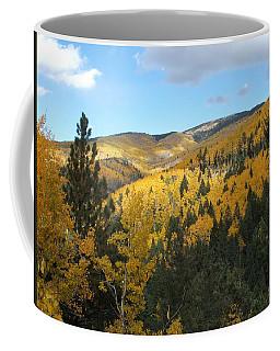 Santa Fe Autumn View Coffee Mug