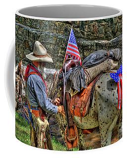 Santa Fe Cowboy Coffee Mug