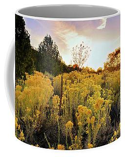 Coffee Mug featuring the photograph Santa Fe Magic by Stephen Anderson