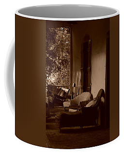Santa Fe Porch Coffee Mug