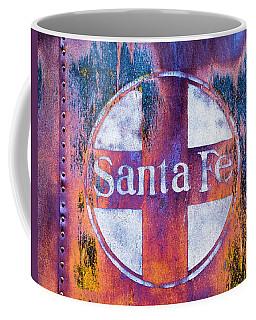 Santa Fe Rr Coffee Mug