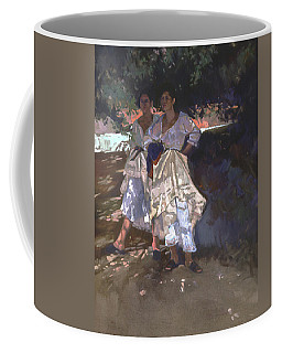 Santa Fe Shade Coffee Mug