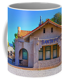 Santa Fe Station Coffee Mug