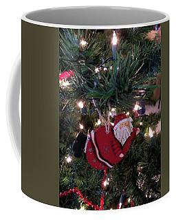 Santa Is Almost Here Coffee Mug