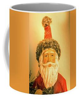 Santa Is Watching Coffee Mug