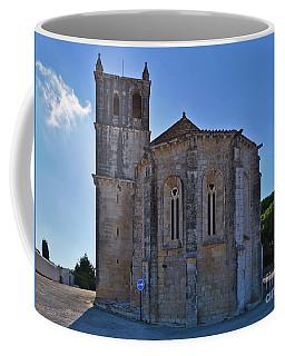Santa Maria Do Carmo Church In Lourinha. Portugal Coffee Mug