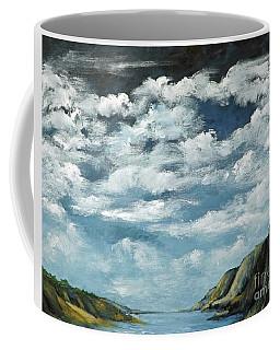 Santa Rosa Lake 4 Coffee Mug