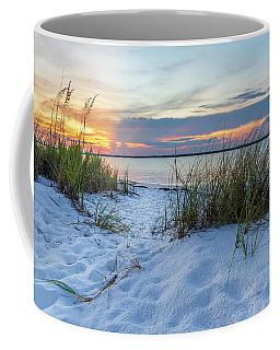 Santa Rosa Sound Sunset Coffee Mug