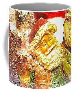 Santa Scene 1 Coffee Mug