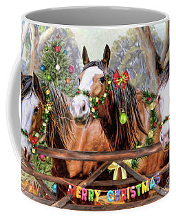 Santa's Helpers Coffee Mug