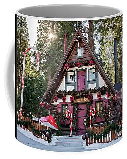 Santa's House Coffee Mug