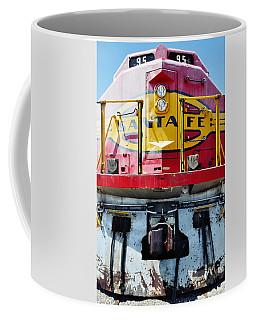 Sante Fe Railway Coffee Mug