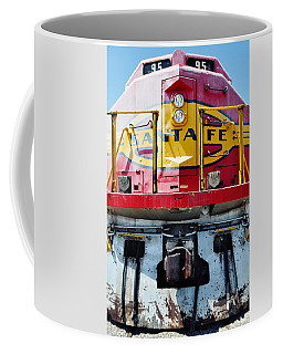 Sante Fe Railway Coffee Mug