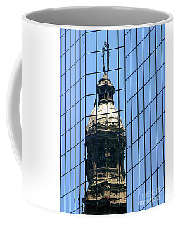 Santiago Reflections 3 Coffee Mug