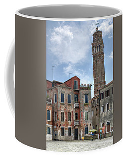 Santo Stefano Venice Leaning Tower Coffee Mug