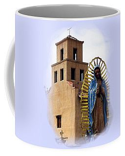 Coffee Mug featuring the photograph Santuario De Guadalupe Santa Fe New Mexico by Kurt Van Wagner