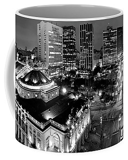 Sao Paulo Downtown - Viaduto Do Cha And Around Coffee Mug