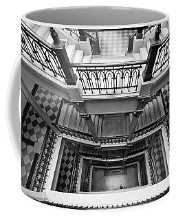 Sao Paulo - Gorgeous Staircases Coffee Mug