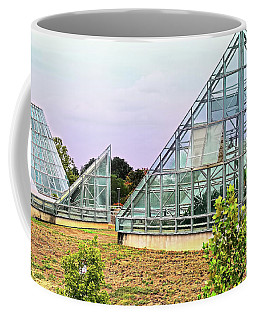 Saolariums At San Antonio Botanical Gardens Coffee Mug