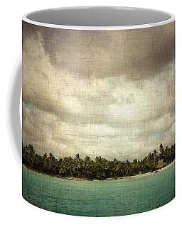 Saona Island , Santo Domingo Coffee Mug