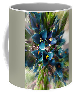 Saphire Tower Coffee Mug