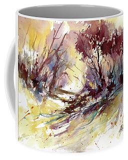 Saplings Coffee Mug by Rae Andrews