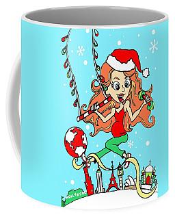 Sara Haley Coffee Mug by Sara Haley