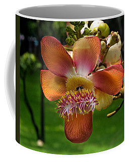 Sara Tree Flower Dthb104 Coffee Mug