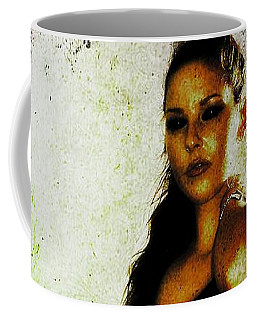 Sarah 1 Coffee Mug by Mark Baranowski