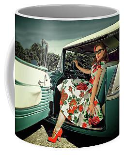Sarah Belair Coffee Mug by Jerry Golab