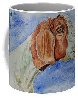 Sara's Goat Coffee Mug