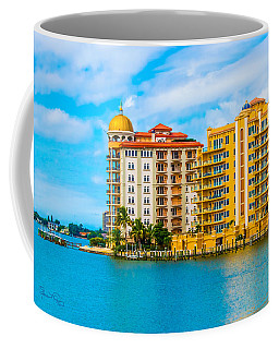 Sarasota Architecture Coffee Mug