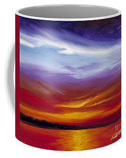 Sarasota Bay I Coffee Mug by James Christopher Hill