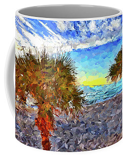 Sarasota Beach Florida Coffee Mug