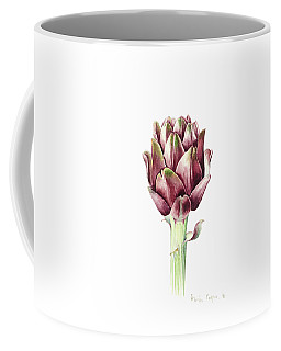 Artichoke Coffee Mugs