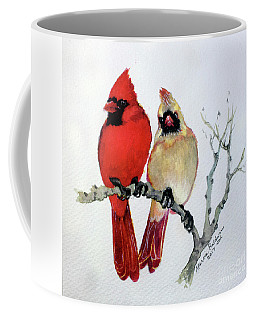 Sassy Pair Coffee Mug