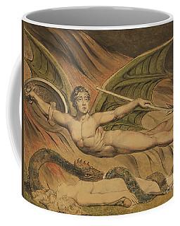 Satan Exulting Over Eve, 1795  Coffee Mug